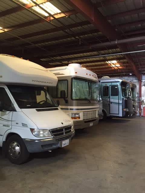 Benchmark RV service center