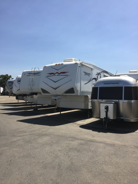 Los Angeles RV Storage