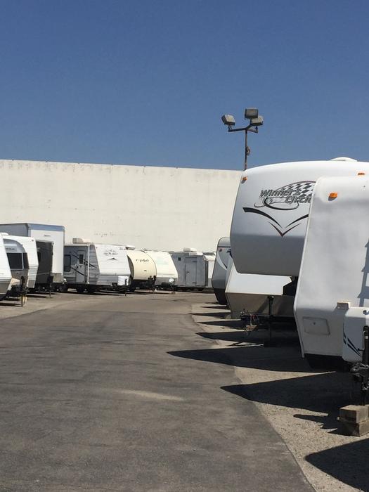 Los Angeles Rv Storage Benchmark Rv